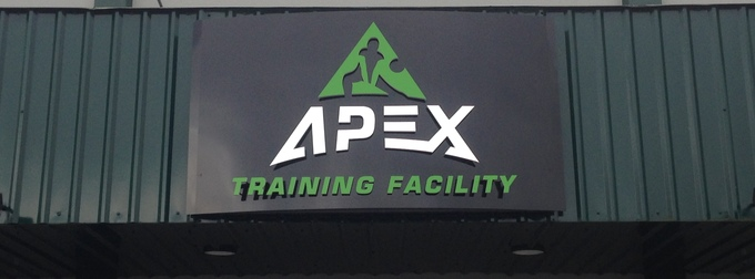 The Apex Cover photo