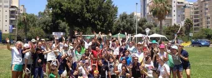Israel Lacrosse Association Cover photo