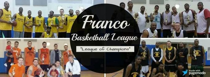 Franco Basketball League Cover photo