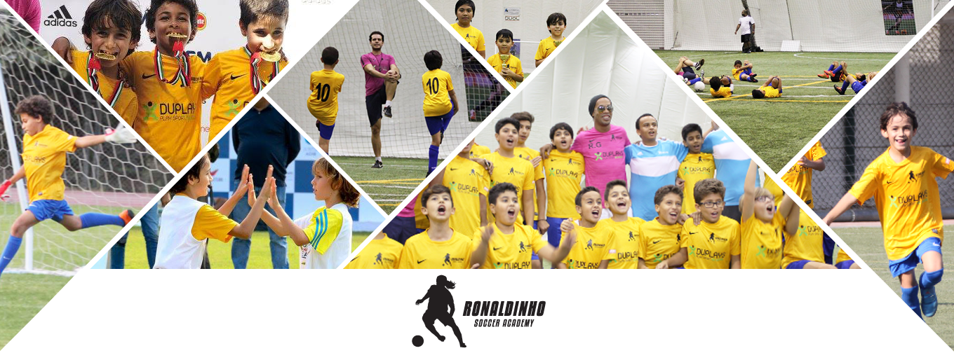 Ronaldinho Soccer Academy Cover photo