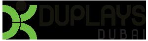 DUPLAYS Dubai Logo
