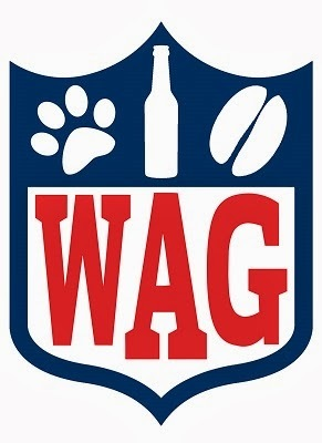 Wag Your Tailback and Forth Logo