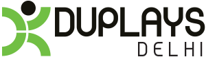 DUPLAYS Delhi Logo
