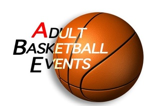 Adult Basketball Events Logo