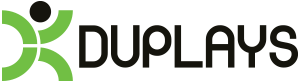 DUPLAYS Jobs Logo