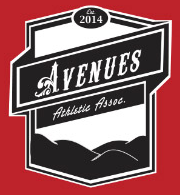 Avenues Athletic Association Logo