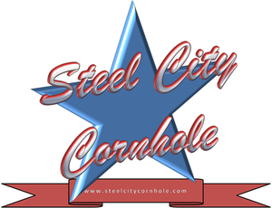 Steel City Cornhole Logo