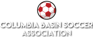 Columbia Basin Soccer Association Logo
