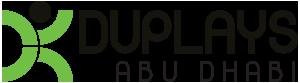 DUPLAYS Abu Dhabi Logo