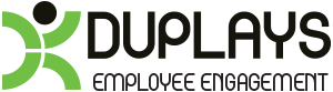 DUPLAYS Employee Engagement Logo