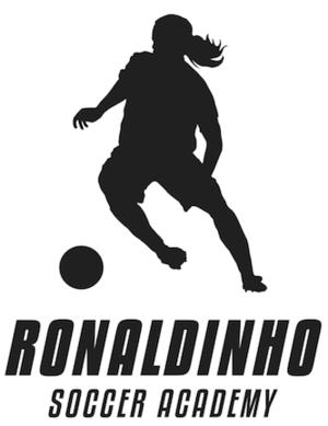Ronaldinho Soccer Academy Logo