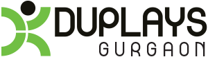 DUPLAYS Gurgaon Logo