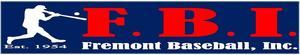 Fremont Baseball Inc Logo
