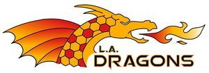 LA Dragons Logo