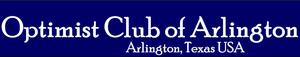 Optimist Club of Arlington Logo