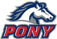 Pony baseball headlogo