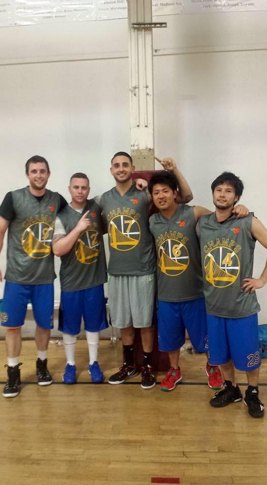 2015- Thursday Night Champs Team: Volume II